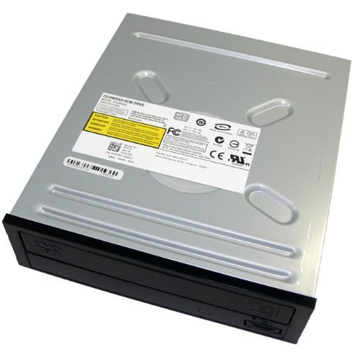 Philips DH-48C2S 48x32x48 CD-RW/16x DVD-ROM SATA Drive (Black)