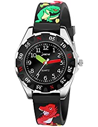 HIwatch Kids Watches 3D Cute Cartoon Waterproof Silicone...