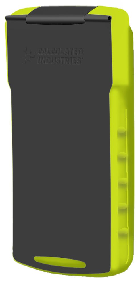 Calculated Industries 5022 5 Armadillo Gear Protective Case Green Black