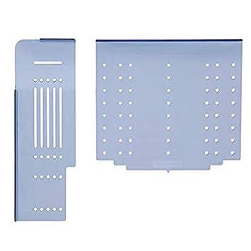 Amerock TMPMULTI Cabinet Door//Drawer Hardware Installation Template Combo Pack