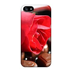good case Protector For Iphone 4s Rose Chocolate For EVKBN6oIsLh Mememe1 case cover