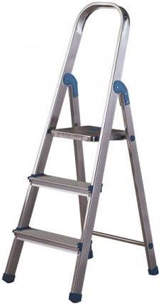 Rolser S.A. - Escalera Aluminio 3 peldaños: Amazon.es: Hogar