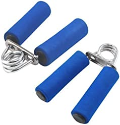 TRIXES 2 mancuernas de gimnasio de gran agarre para hacer ejercicio o culturismo