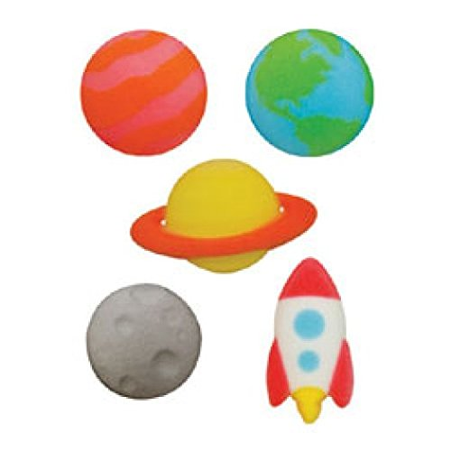 space theme cake decorations - 8