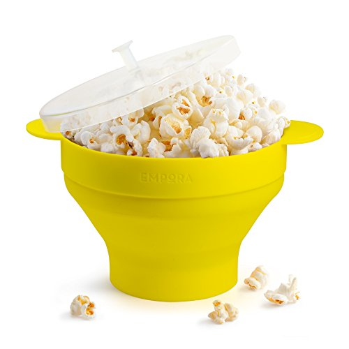 Silicone Microwave Popcorn Maker Popper product image