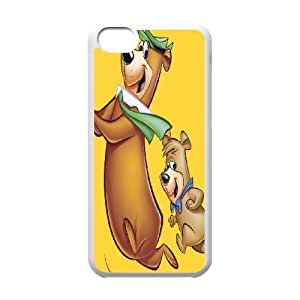 James-Bagg Phone case Funny Yogi Bear Protective Case For iphone 4/4s iphone 4/4s Style-5