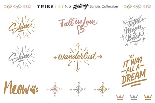 Tattoos TribeTats Sayings Include Statement product image