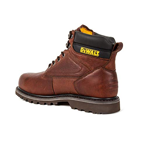 DEWALT Men's Axle Steel Toe Waterproof Work Boot (10 M US) by DEWALT (Image #3)