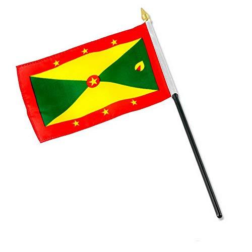 Kaputar 4x6 Grenada Stick Flag Table STF Desk Table | Model FLG - 7693]()