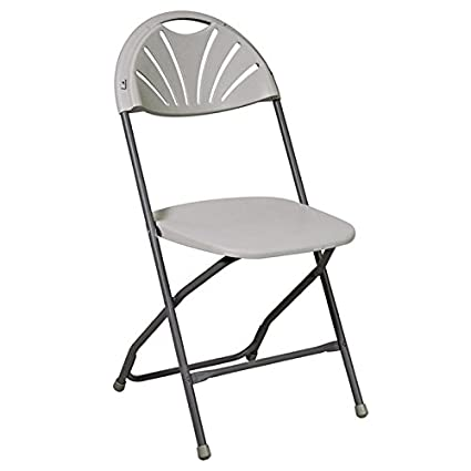 Excellent Amazon Com Office Star Work Smart Fan Back Folding Chairs Ibusinesslaw Wood Chair Design Ideas Ibusinesslaworg