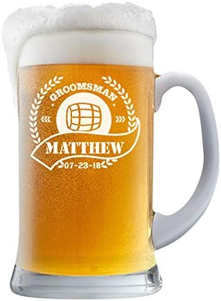Personalized Custom Beer Mug