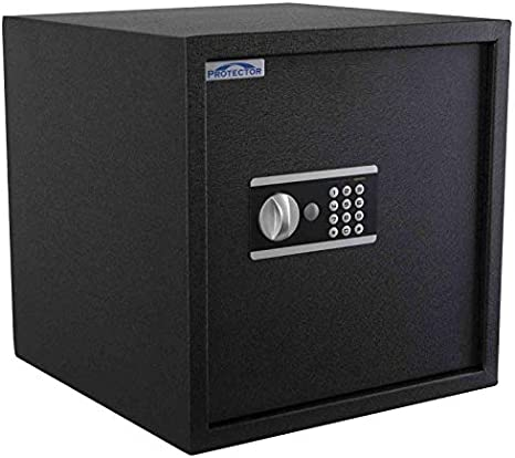Protector Domestic DS2031E Compact Digital Security safe with /£2K insurance approved cash rating Small