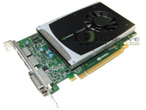 Dell nVidia Quadro 2000 1GB PCI-E 2.0 x16 Video Graphics Card P/N: 2PNXF