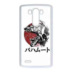 The Dragon King LG G3 Cell Phone Case White Hvvtm