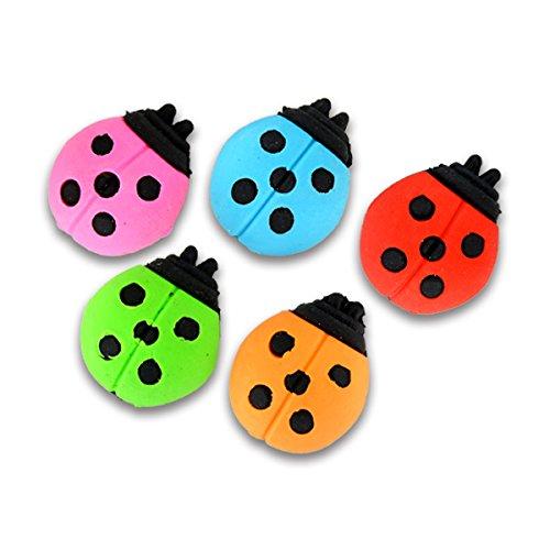 Ladybug Erasers(Bag of 24)