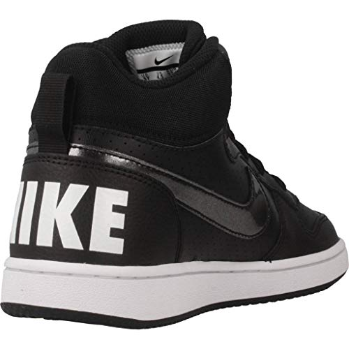 black White Court Chaussures De Borough gs Fitness Noir 004 Nike Mid Femme qzHw6vAA