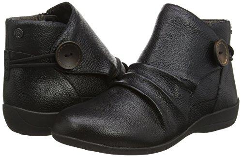 nero Donna black Stivaletti Nero Carnaby Padders cv78RqX4