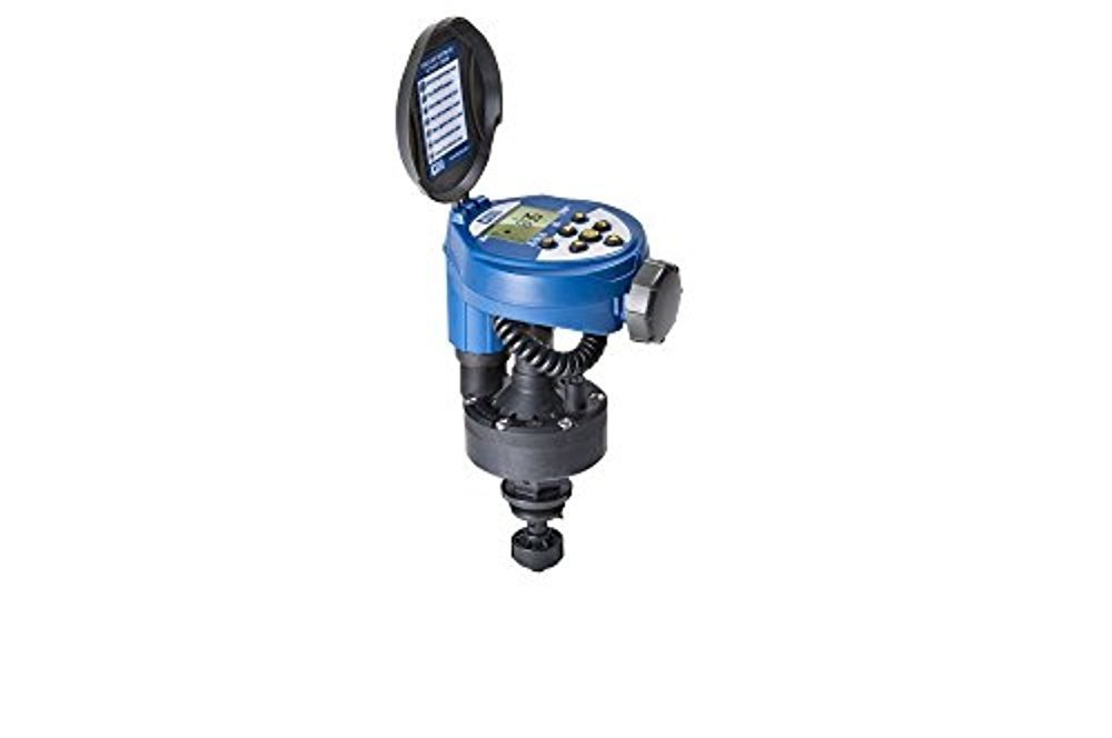 DIG RBC-MVA - Single Station battery operated Irrigation Controller / Timer with Manual Valve Actuator for 3/4'' and 1'' Anti-siphon Valve