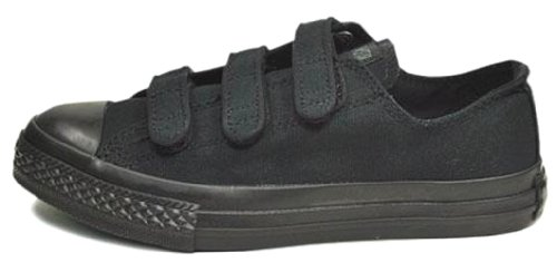 Converse All Star Low Top 3 Strap Shoes  3V606 size 3
