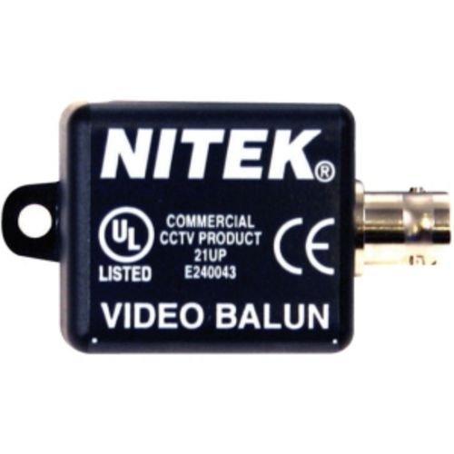 Nitek VB37F Video Balun Transceiver - Up to 750 feet - Female BNC Conn.