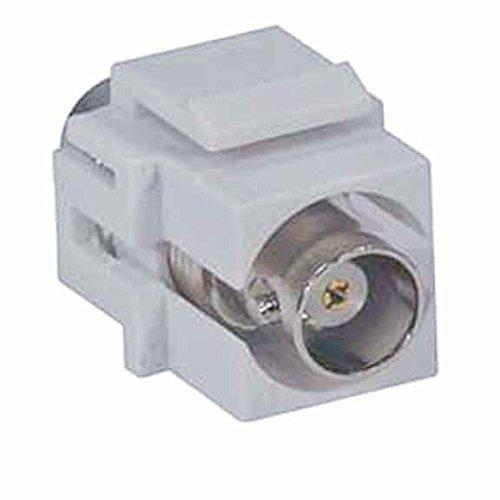 SF Cable, Snap-in BNC F/F Keystone Module - Bnc Module Keystone