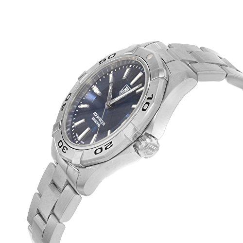 TAG Heuer Men's WAP1112.BA0831 Aquaracer Blue Dial Watch