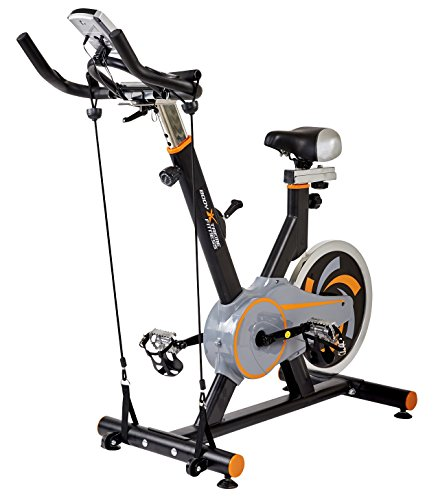 Exercise Bike In Water: Body Xtreme Fitness Exercise Bike + Resistance Bands, 40lb