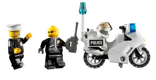 Amazon.com: Lego City Police Station: Toys & Games
