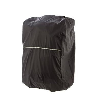 ac773f462626 Amazon | 地球の歩き方オリジナル エディターズキャリーバックパックカバー 機内持ち込みサイズ ブラック | スーツケース