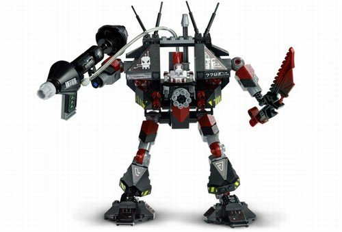 LEGO Exo-Force Thunder Fury 7702