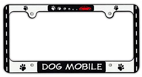 Compare Price To License Plate Frame Dog Lover Tragerlawbiz