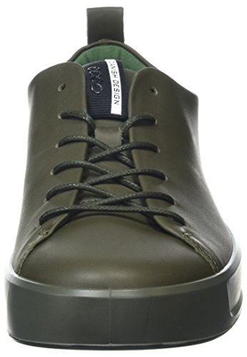 Grape Men's Baskets Vert Leaf Homme Ecco Soft 8 Yq1E1