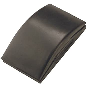 Hyde Tools 45395 Heavy Duty Rubber Sanding Block