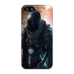 Awesome Design Dark Sorcerer Hard Case Cover For Iphone 5/5s by ruishername