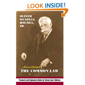 The annotated Common Law: with 2010 Foreword and Explanatory Notes (Legal Legends Series)
