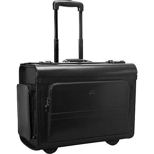 Mancini Wheeled Catalog Case by Mancini
