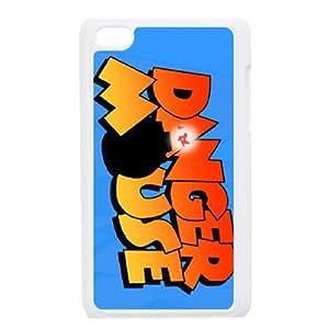 Danger Mouse iPod Touch 4 Case White Mrjgo