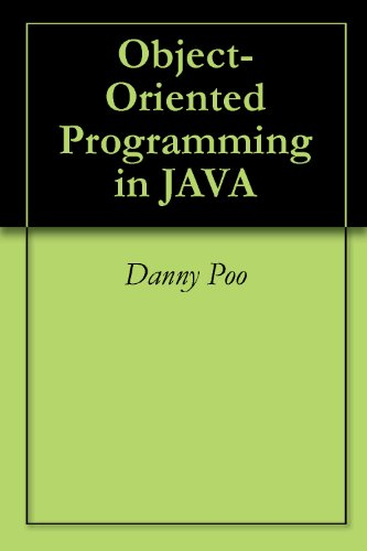 Java in oriented object ebook programming