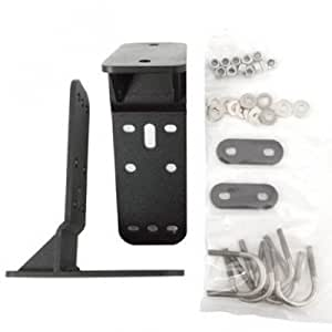 Amazon.com: Rhino Rack Batwing Awning ARB Bracket Fit Kit ...