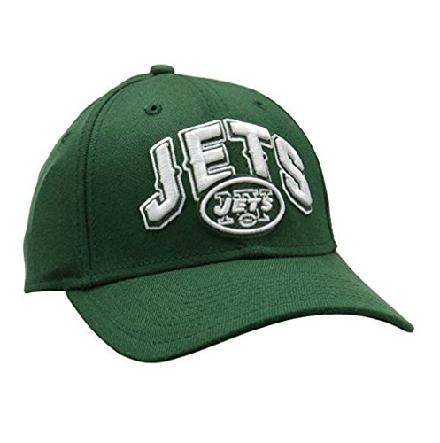 サンダル織機に勝るNew York Jetsフレックスフィット帽子キャップサイズS / Mフィット7 – 7 3 / 8