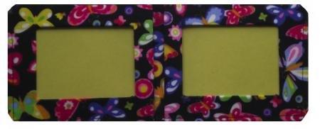 Tarjetero de Mariposas Multicolores / Funda Tarjeta ...