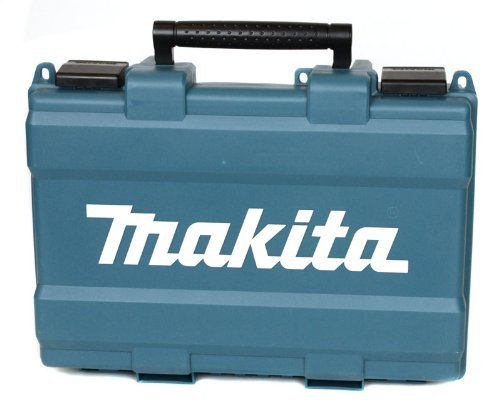 Makita Cordless Tool case: Fits One Drill BHP454, BDF452, BHP452, LXFD01, LXPH01, LXPH03, LXPH05 OR one Impact Driver - BTD140, BTD141, BTD142, LXDT01, LXDT03, LXDT04, LXDT06, LXDT08, (Makita Tool Case)