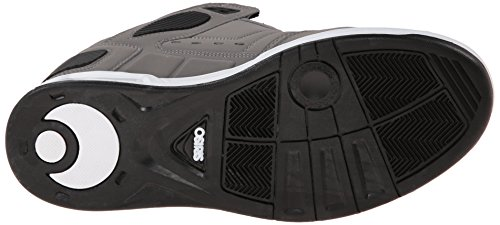 Black Osiris Peril Osiris Grey Peril Shoes 1qvwf
