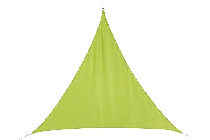 Gardenexpert Vela Tenda da Sole Ideale per Esterni Patio Party e Poveri Rettangolare Verde per Giardino baldacchino 3/x 4/m