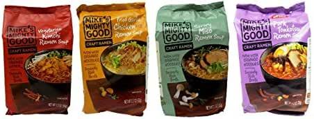Asian Noodle Soup: Mike's Mighty Good