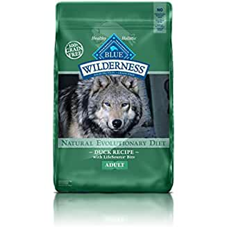 Blue Wilderness Buffalo Duck Formula Grain Free