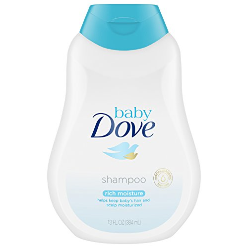 Baby Dove Tear FreeShampoo, Rich Moisture, 13 oz