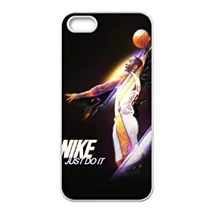 NIKE JUST DO IT S-N-Y1028730 Iphone 5,5S Phone Back Case DIY Art Print Design Hard Shell Protection