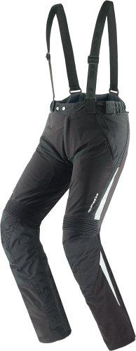 Spidi Sport S.R.L. VTM H2Out Pants , Size: 2XL, Distinct Name: Black Robust, Gender: Mens/Unisex, Primary Color: Black, Apparel Material: Textile U62-026-2X by Spidi