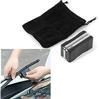 1pcs Auto Car Wiper Cutter Repair Tool for Windshield Windscreen Wiper Blade New Car Windshield Wiper Repair Tool Home Necessary : Black